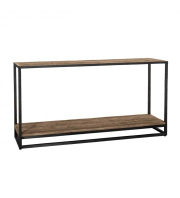 Consola Raffles- lemn reciclat