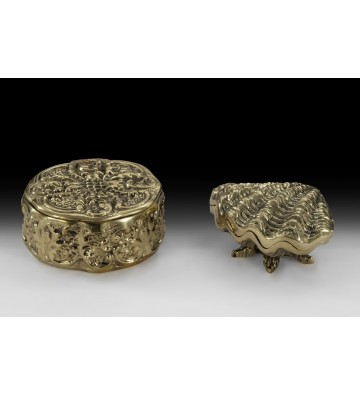 Cutie bijuterii Scoica