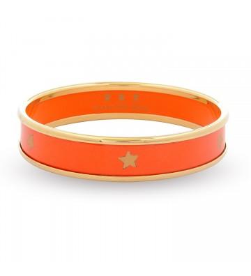 Bratara Star On Orange