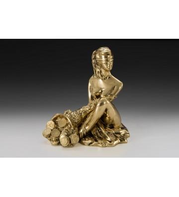Statueta bronz BUNASTARE