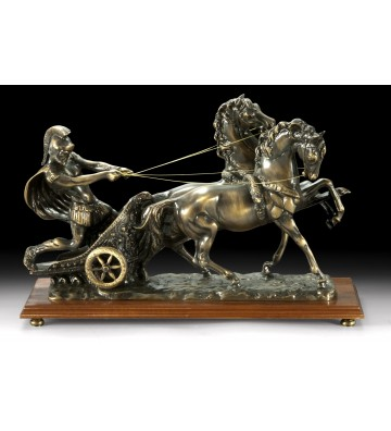 SCULPTURA ROMAN CARRIAGE
