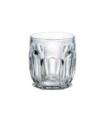 SET 6 PAHARE CRISTAL BOHEMIA, WHISKY, SAFARI - 250 ML