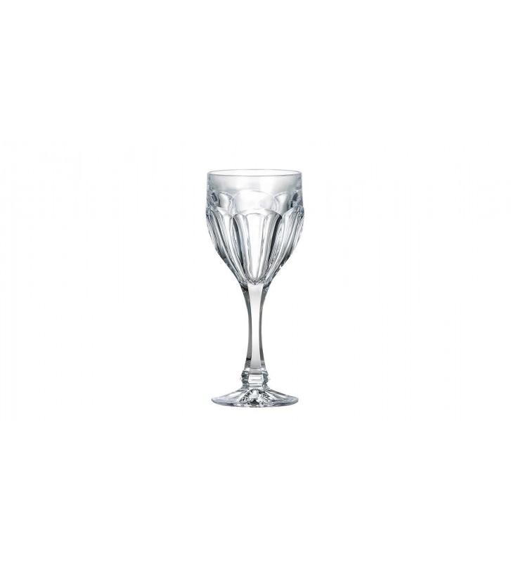 Set 6 Pahare cristal Bohemia  Safari - 190 ml