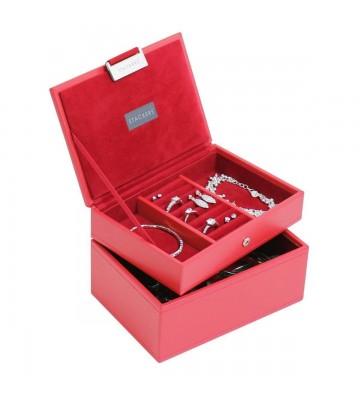 Set 2 mini cutii bijuterii, Rouge - Stackers