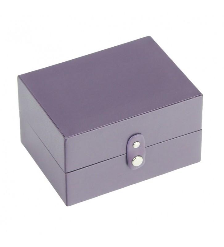Cutie bijuterii calatorii, Violette - Stackers