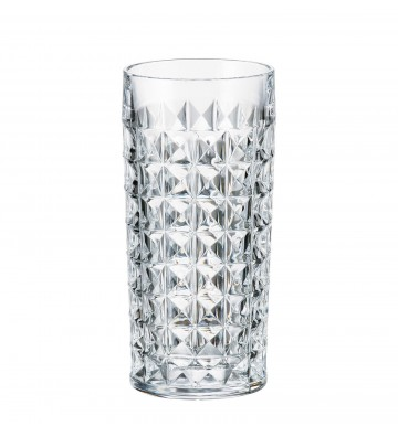 SET 6 PAHARE DIAMOND DIN CRISTAL BOHEMIA 260 ML