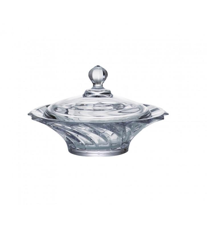 Cutie Picadelli din cristal Bohemia 210 ml