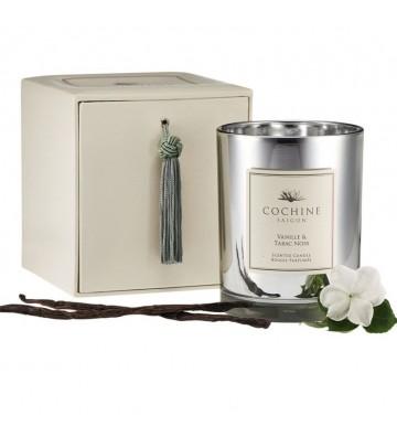 Lumanare parfumata Vanille & Tabac Noir
