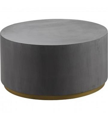 Masuta rotunda Belmore din beton