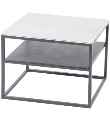 Masa din fier laterala cu elemente din aluminiu