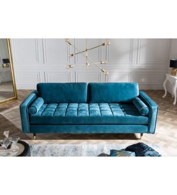 Canapea Cozy din catifea...
