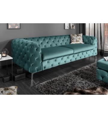 Canapea moderna de 240 cm aqua