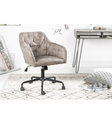 Scaun de birou cu cotiera Dutch Comfort