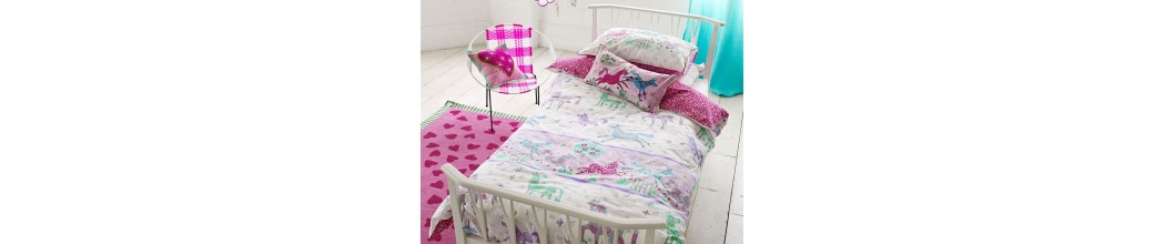Designers Guild-Lucasa-Designers Guild Romania-Lenjerie de pat copii Around Peony