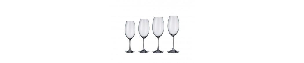 Lucasa-Pahare Vin Alb-Pahare Cristal Bohemia