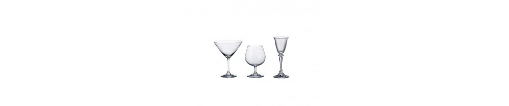 Lucasa-Pahare Martini-Pahare Whisky- Pahare Cristal Bohemia